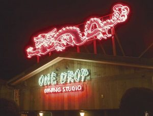 ONE DROP Dining Studio